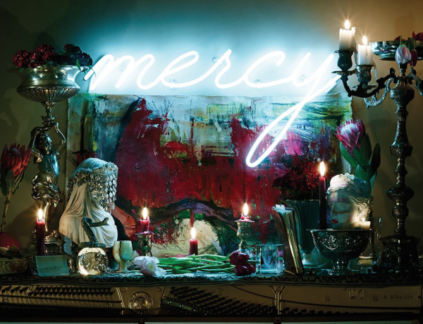 Mercy | LP Artwork
